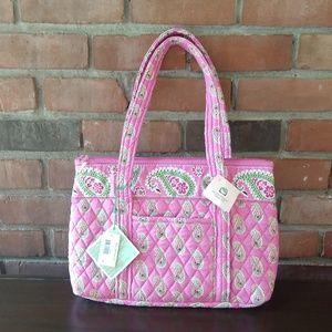 Vera Bradley Betsy Bermuda Pink Retired Medium Bag